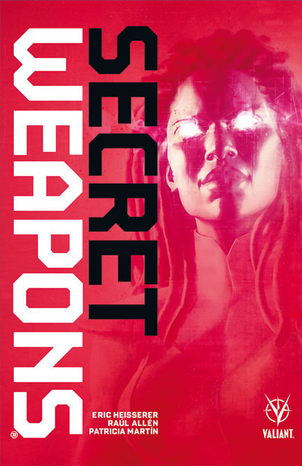 Secret Weapons por Eric Heisserer