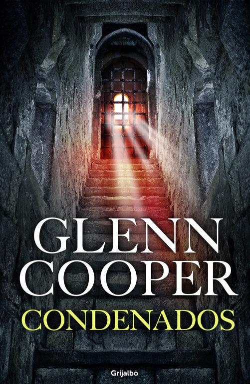 Resultado de imagen para condenados glenn cooper