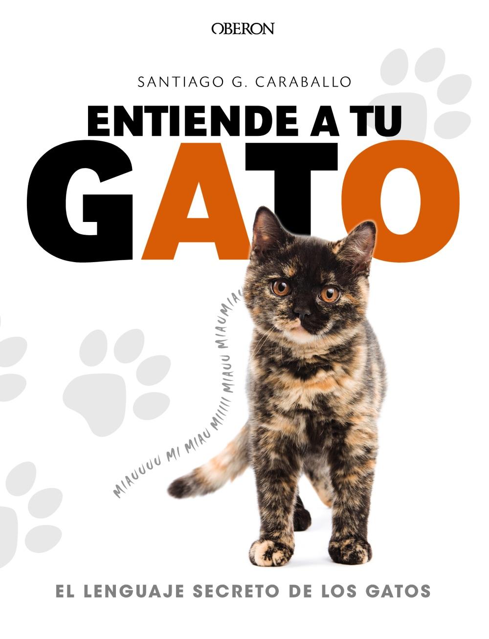 Entiende A Tu Gato. El Lenguaje Secreto De Los Gatos por Santiago Garcia Caraballo