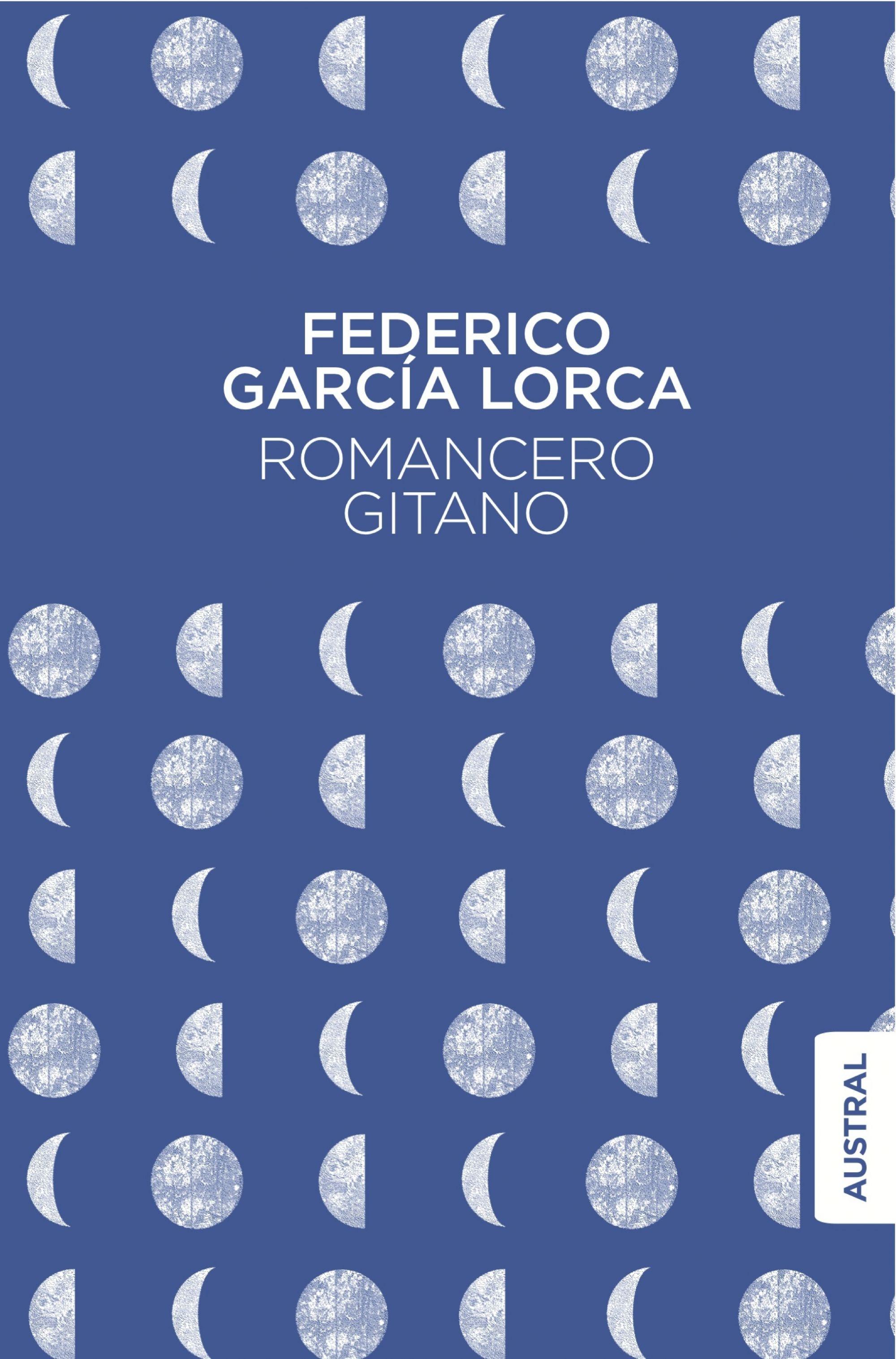 Romancero Gitano por Federico Garcia Lorca