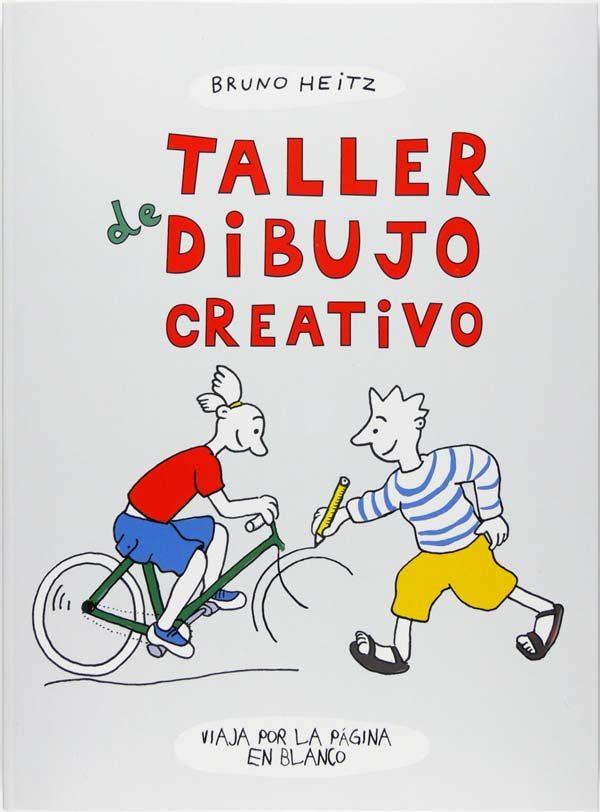 TALLER DE DIBUJO CREATIVO: VIAJA POR LA PÁGINA EN BLANCO | BRUNO ...