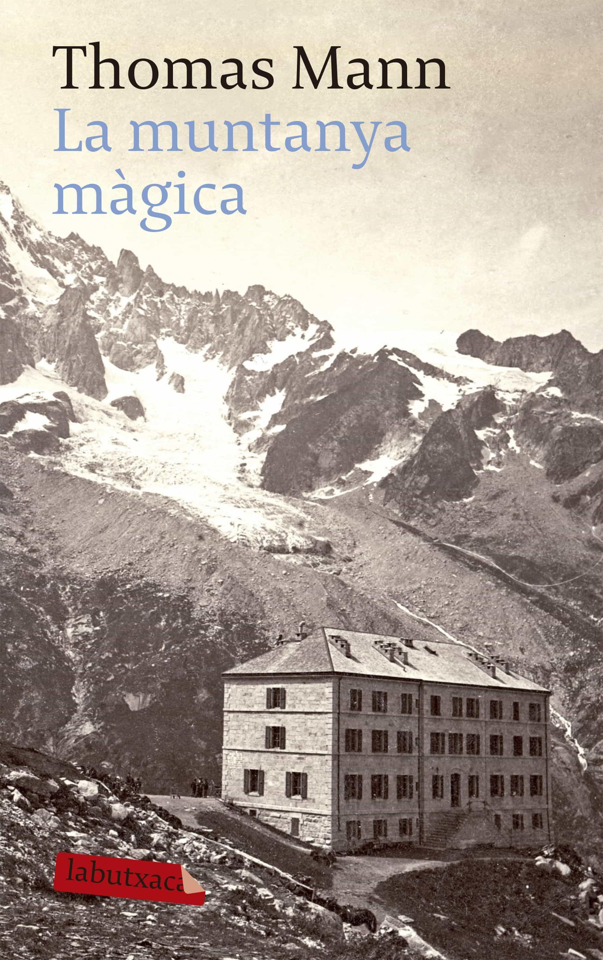 Resultat d'imatges de la muntanya màgica