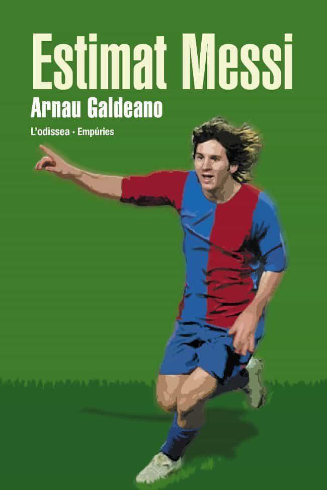 Estimat Messi por Arnau Galdeano