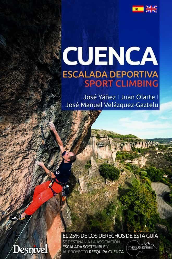 Cuenca Escalada Deportiva por Vv.aa.