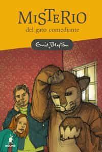Misterio Del Gato Comediante por Enid Blyton
