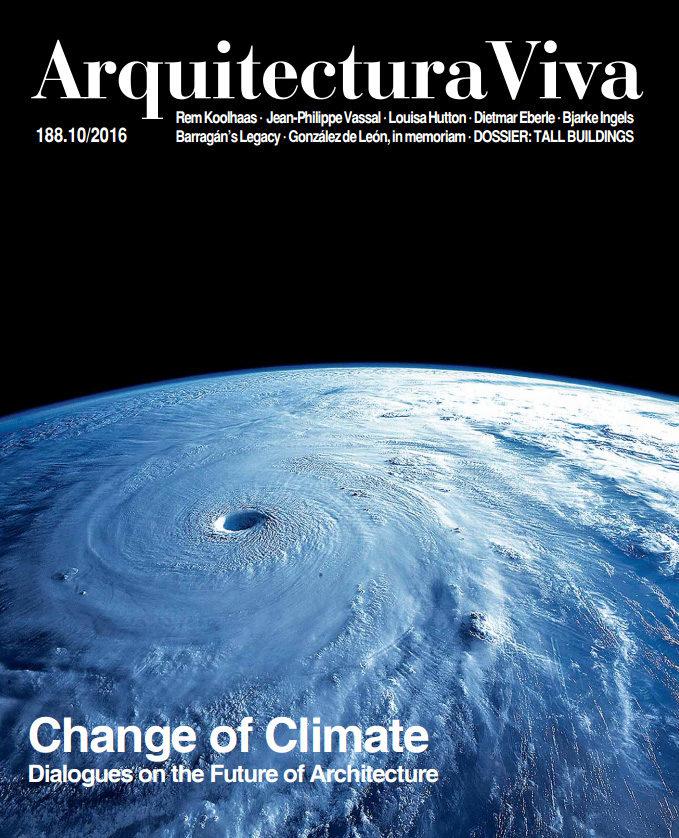 arquitectura viva nº 188: cambio de clima-2910020185688