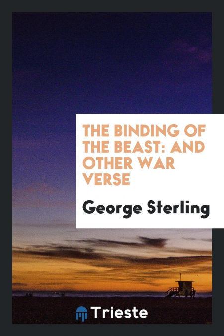 Libro PDF Gratis The Binding Of The Beast