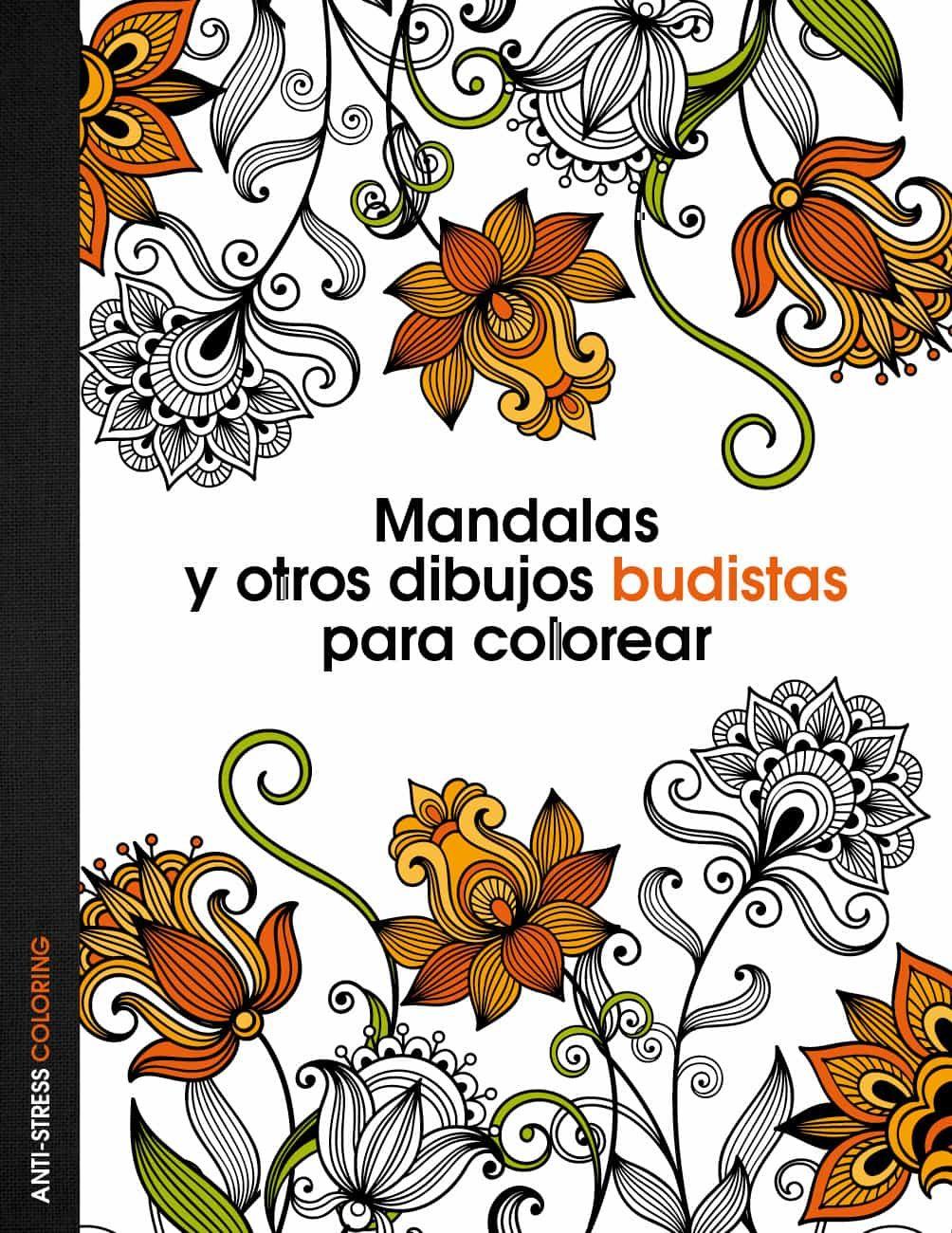 Mandalas Y Otros Dibujos Budistas Para Colorear Vvaa Comprar