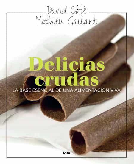 180 delicias crudas-david cote-9788415541288