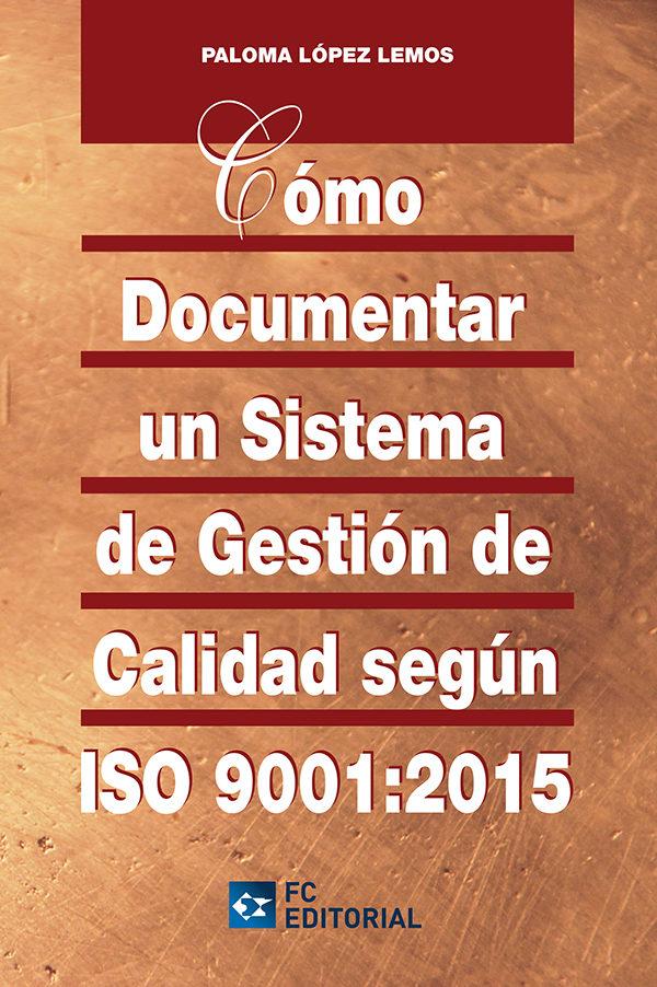 sistema de gestion de calidad iso 9001 version 2015 pdf