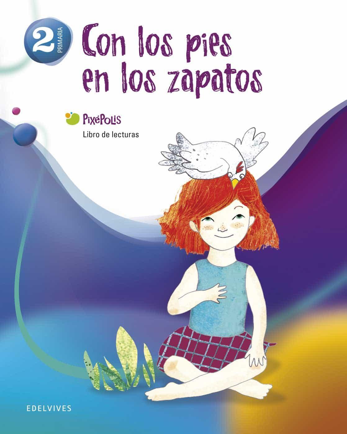 lengua 2º libro de lecturas  pixépolis-9788426379788