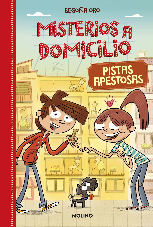 Misterios A Domicilio 1 Begoña Oro Comprar Libro 9788427209688