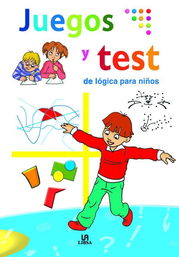 juegos y test de logica para niños-araceli fernandez vivas-9788466211888