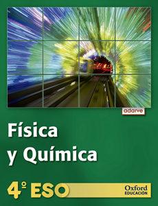 ADARVE FISICA Y QUIMICA 4º ESO LA | VV.AA. | Comprar libro 9788467370188