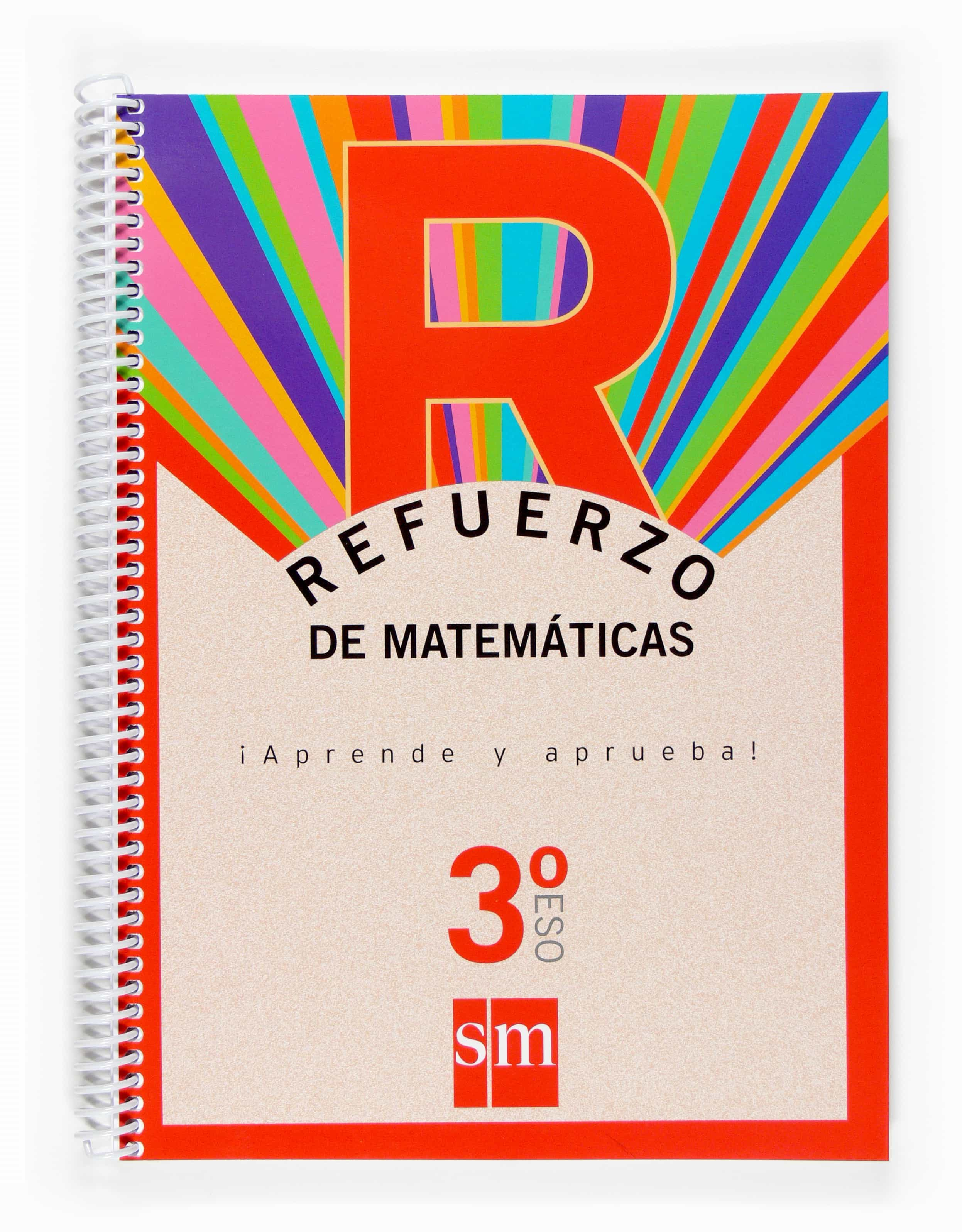 Refuerzo Matematicas Aprende Y Aprueba 3º Eso por Vv.aa. epub