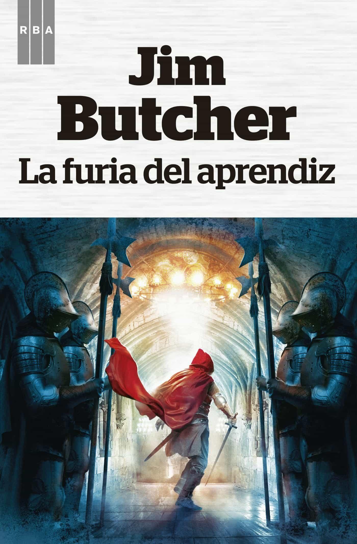 la furia del aprendiz (ebook)-jim butcher-9788490067888