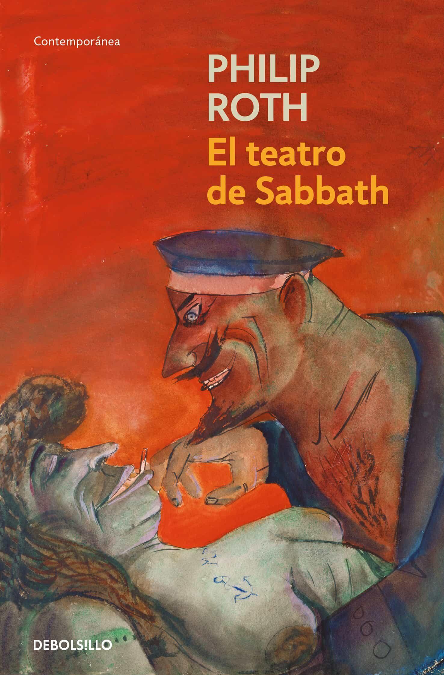 El Teatro De Sabbath por Philip Roth epub