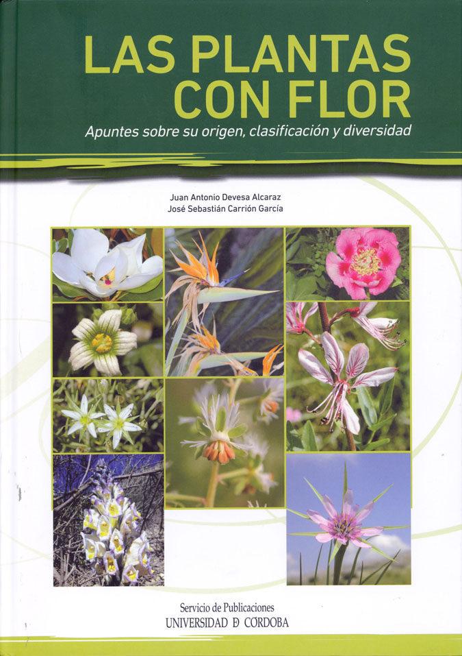 Las Plantas Con Flor Apuntes Sobre Su Origen Clasificacion Y Di