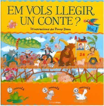 Em Vols Llegir U N Conte (volum1) por Vv.aa.