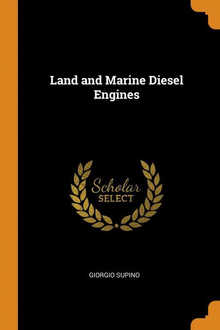 Land And Marine Diesel Engines Descargar PDF Ahora