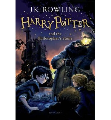 harry potter and the philosopher s stone-j.k. rowling-9781408855898