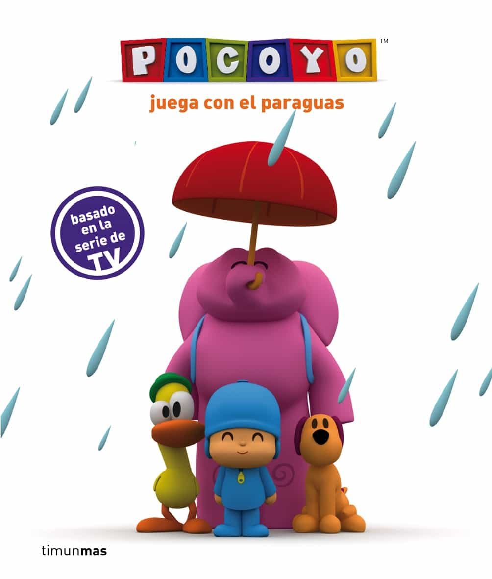 Pocoyo Juega Con El Paraguas por Zinkia Gratis