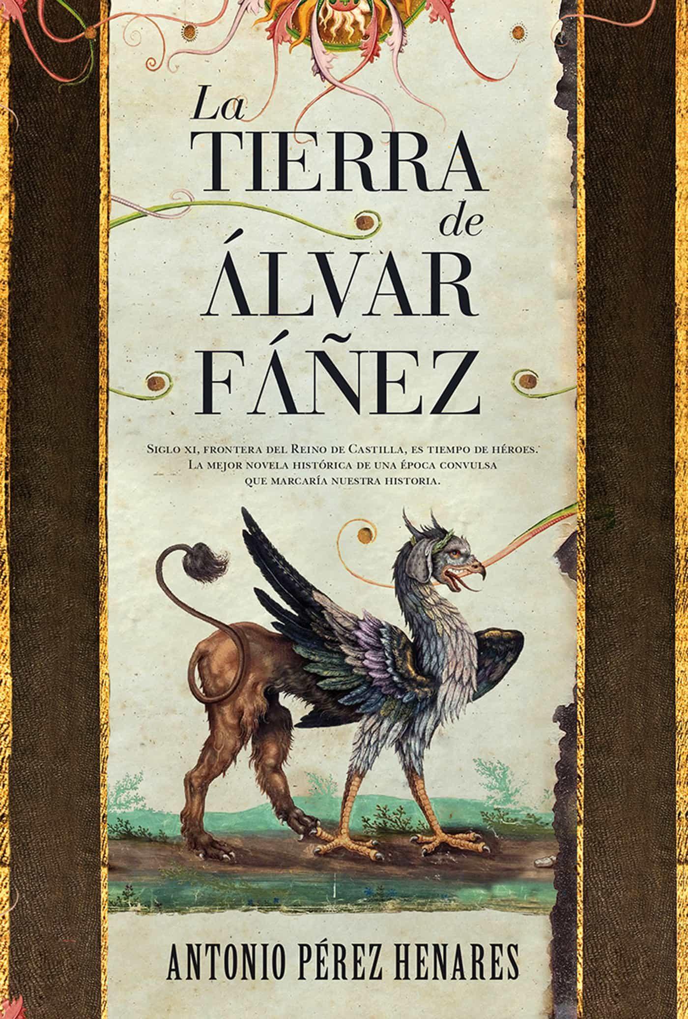 La Tierra De Álvar Fáñez   por Antonio Perez Henares
