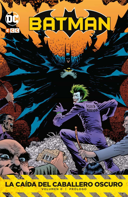 Batman: La Caída Del Caballero Oscuro - Prólogo por Vv.aa.