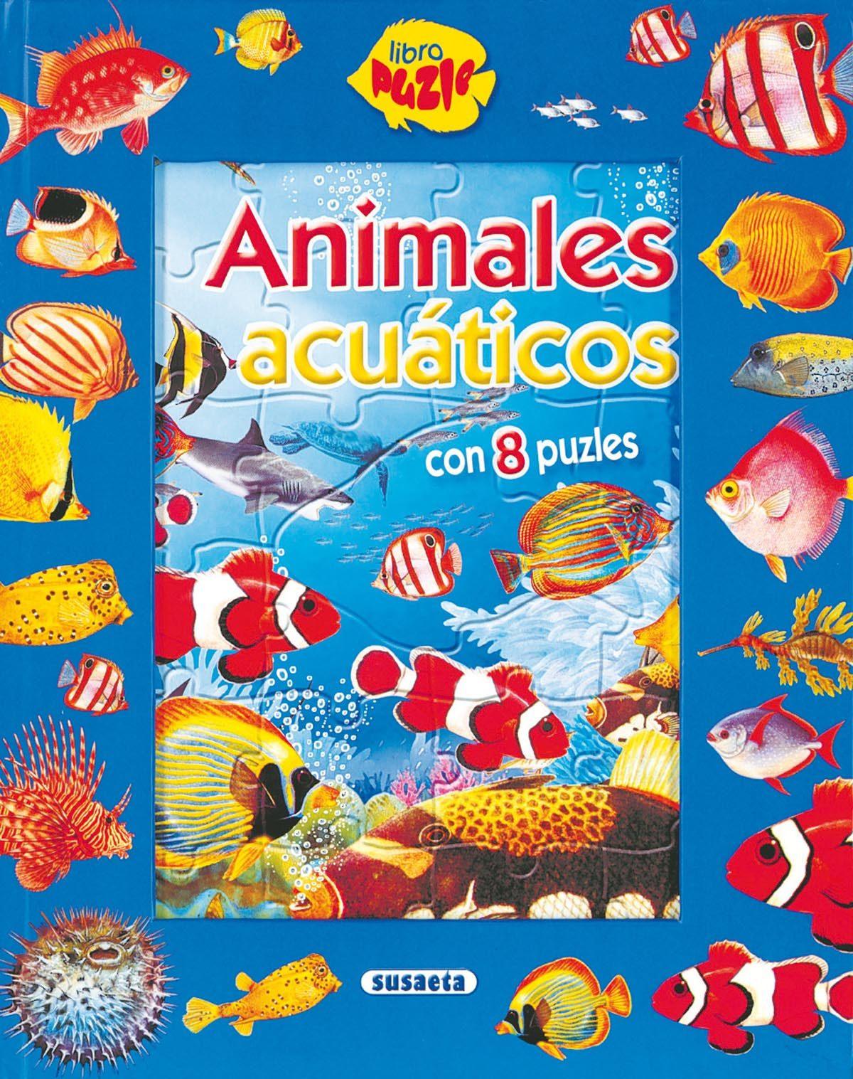 Animales Acuaticos por Vv.aa. epub