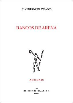 Bancos De Arena (accesit Premio Adonais 2005) por Juan Meseguer Velasco epub