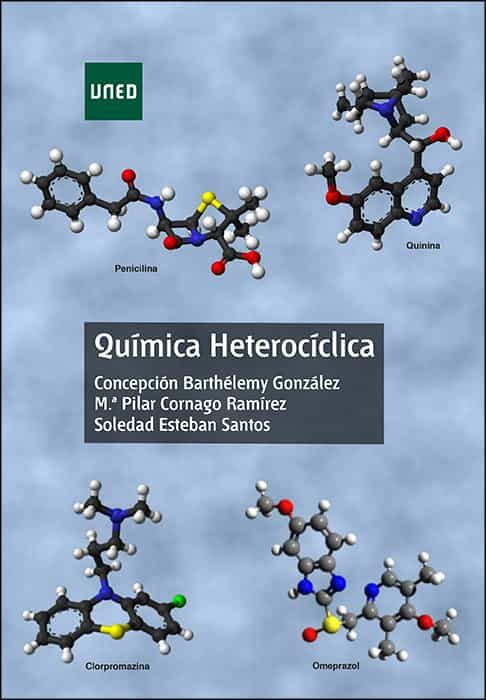 Quimica Heterociclica por C. Et Al. Barthelemy Gonzalez epub