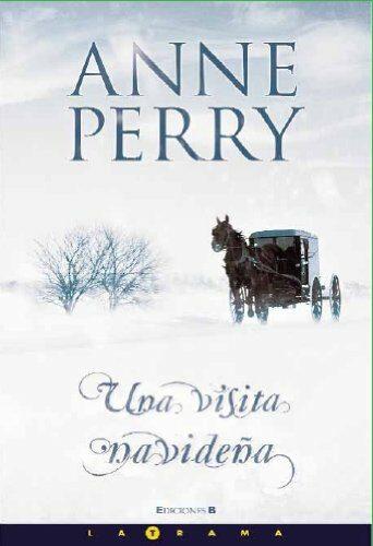 Una Visita Navideña por Anne Perry