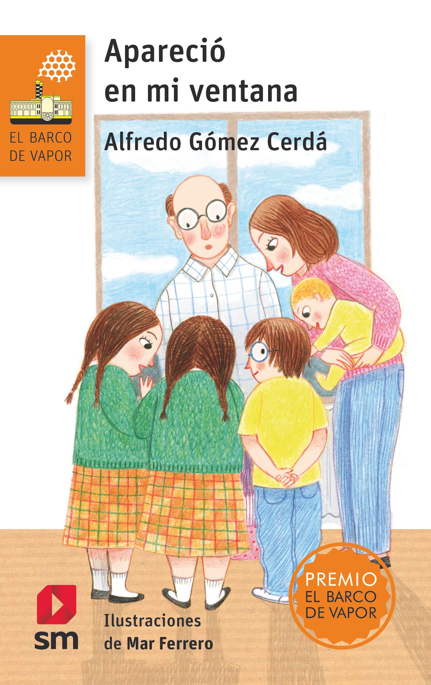 Aparecio En Mi Ventana por Alfredo Gomez Cerda