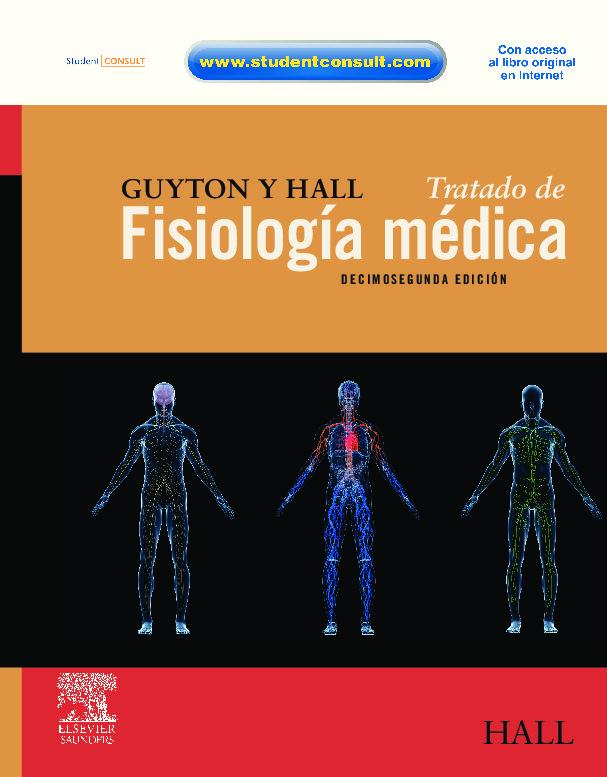 guyton and hall physiology pdf