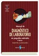 (i.b.d.) Manual De Diagnostico De Laboratorio En Pequeños Animale S por Elisabeth Villiers