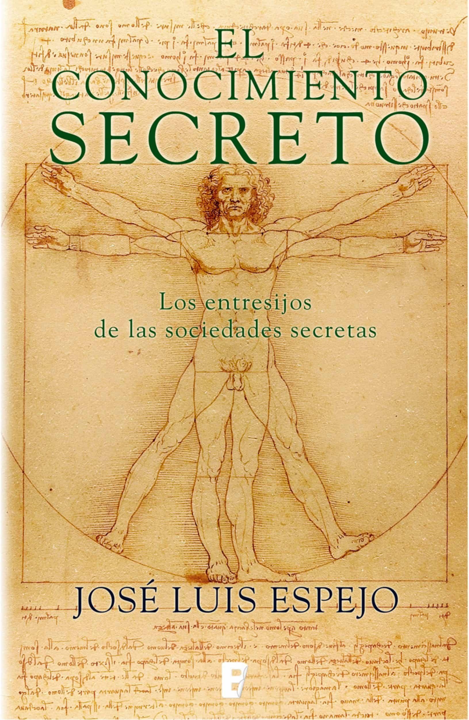 el conocimiento secreto (ebook)-jose luis espejo-9788490191798