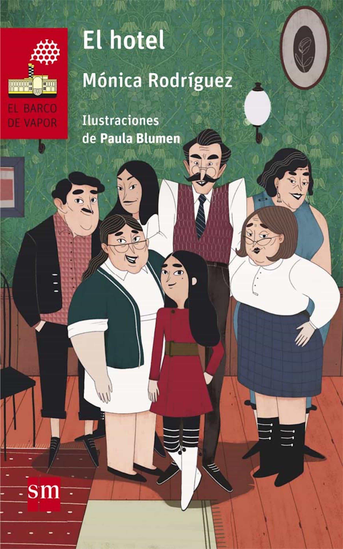 El Hotel (ebook-epub)   por Monica Rodriguez Suarez