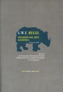 Filosofia Del Arte O Estetica por Georg Wilhelm Friedrich Hegel epub