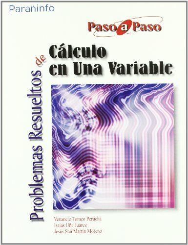 Problemas Resueltos De Calculo En Una Variable por Vv.aa. epub