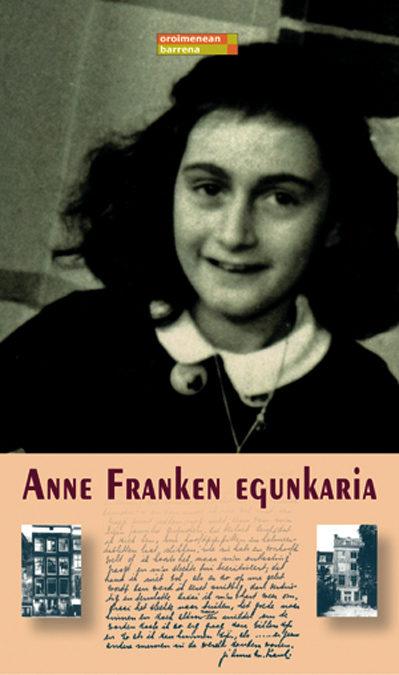 Anne Franken Egunkaria por Anne Frank Gratis