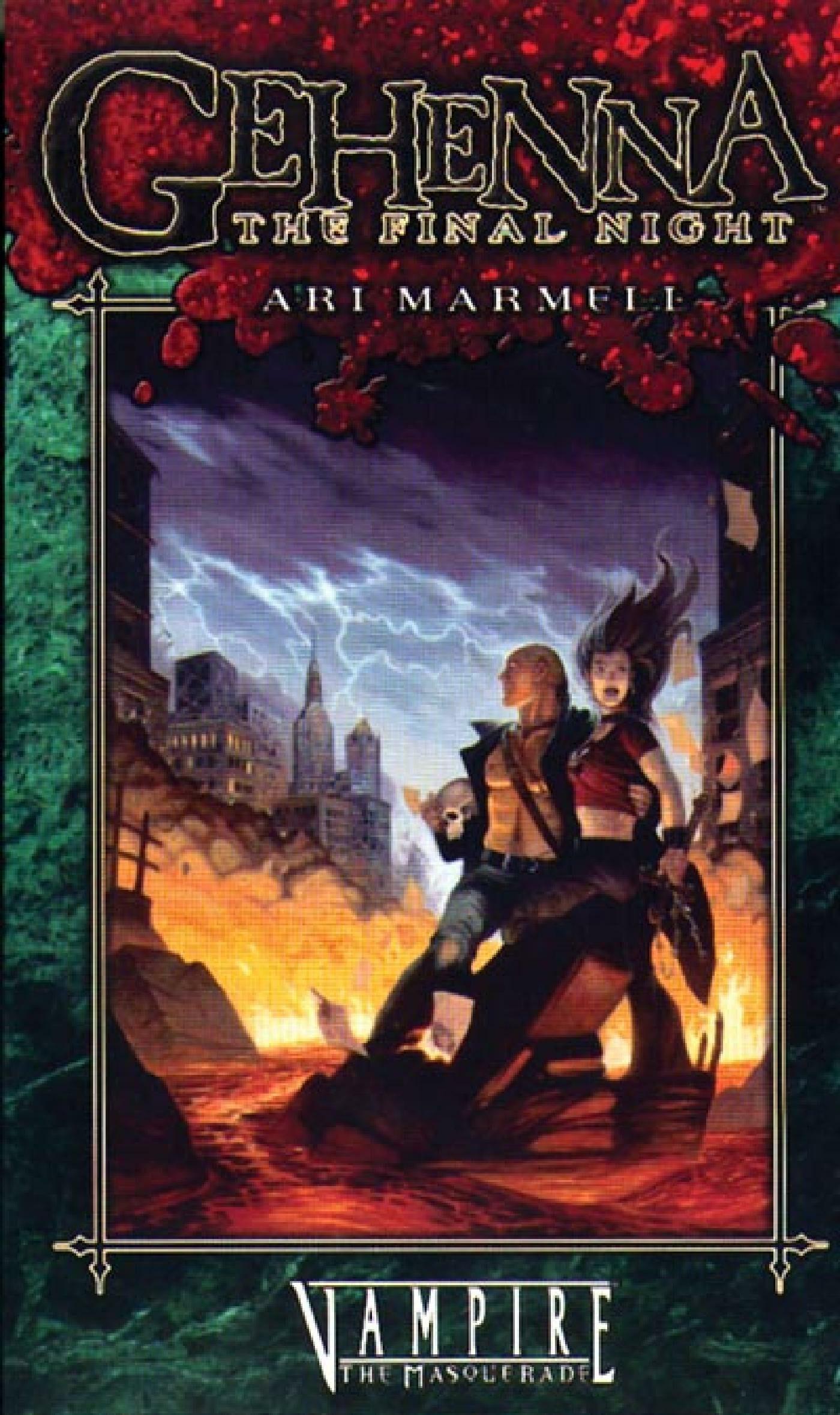 Gehena, La última Noche (ebook)ari Marmell9788498008098