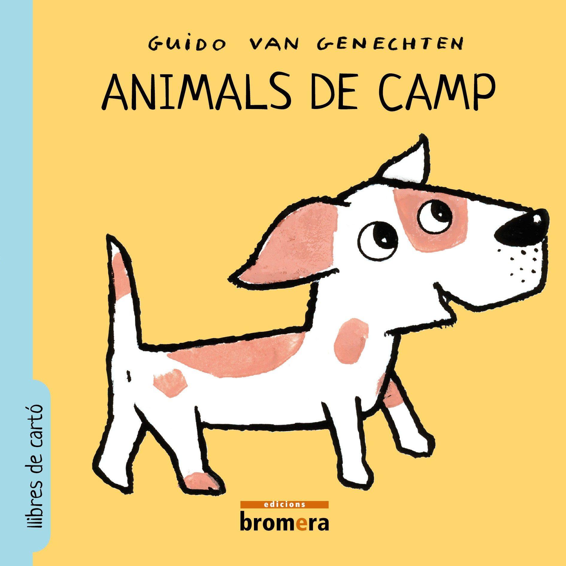Animals Del Camp por Guido Van Genechten epub