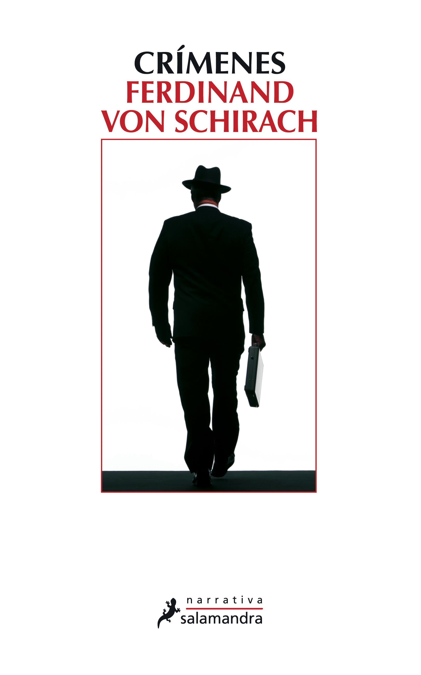 CRIMENES | FERDINAND VON SCHIRACH | Comprar libro 9788498383898