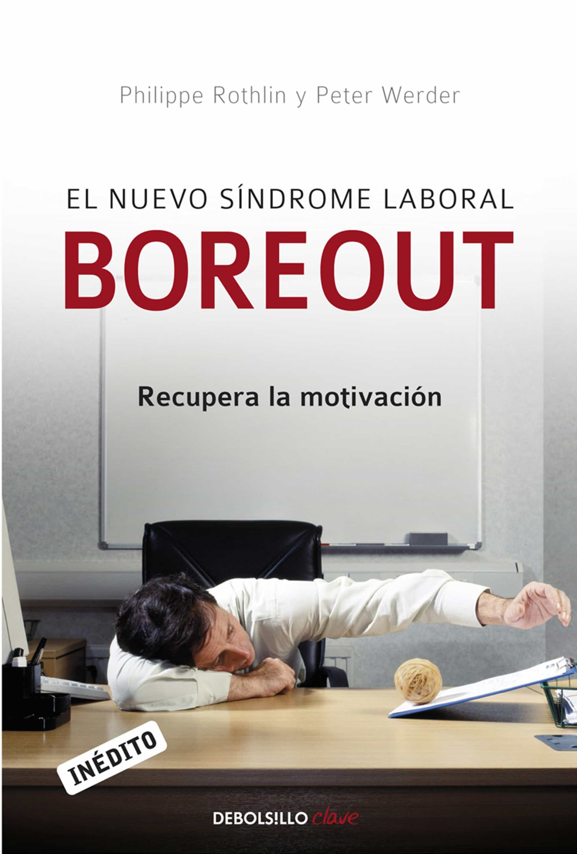 Resultado de imagen para imagen del  síndrome de boreout