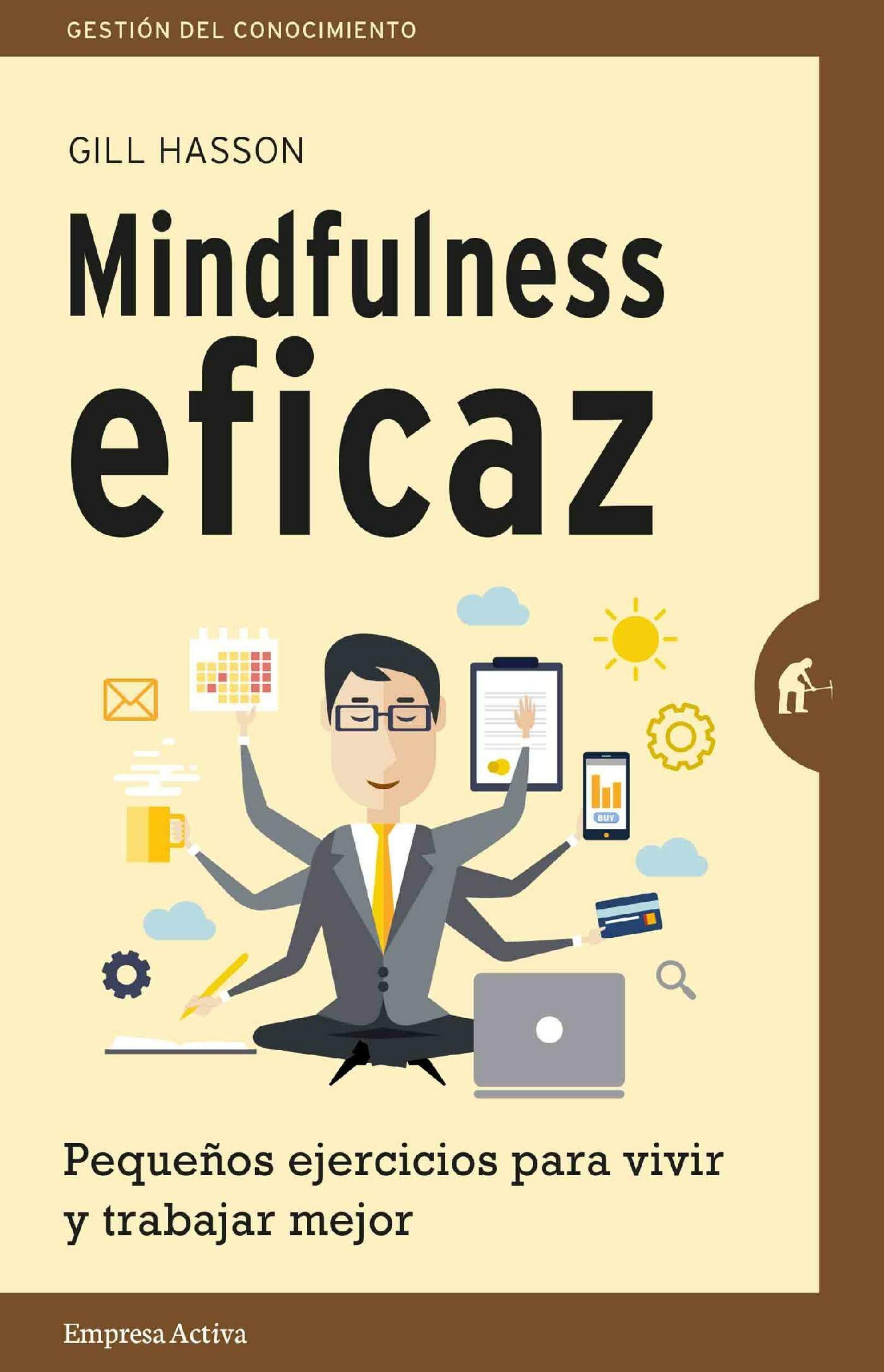Mindfulness Eficaz   por Gill Hasson