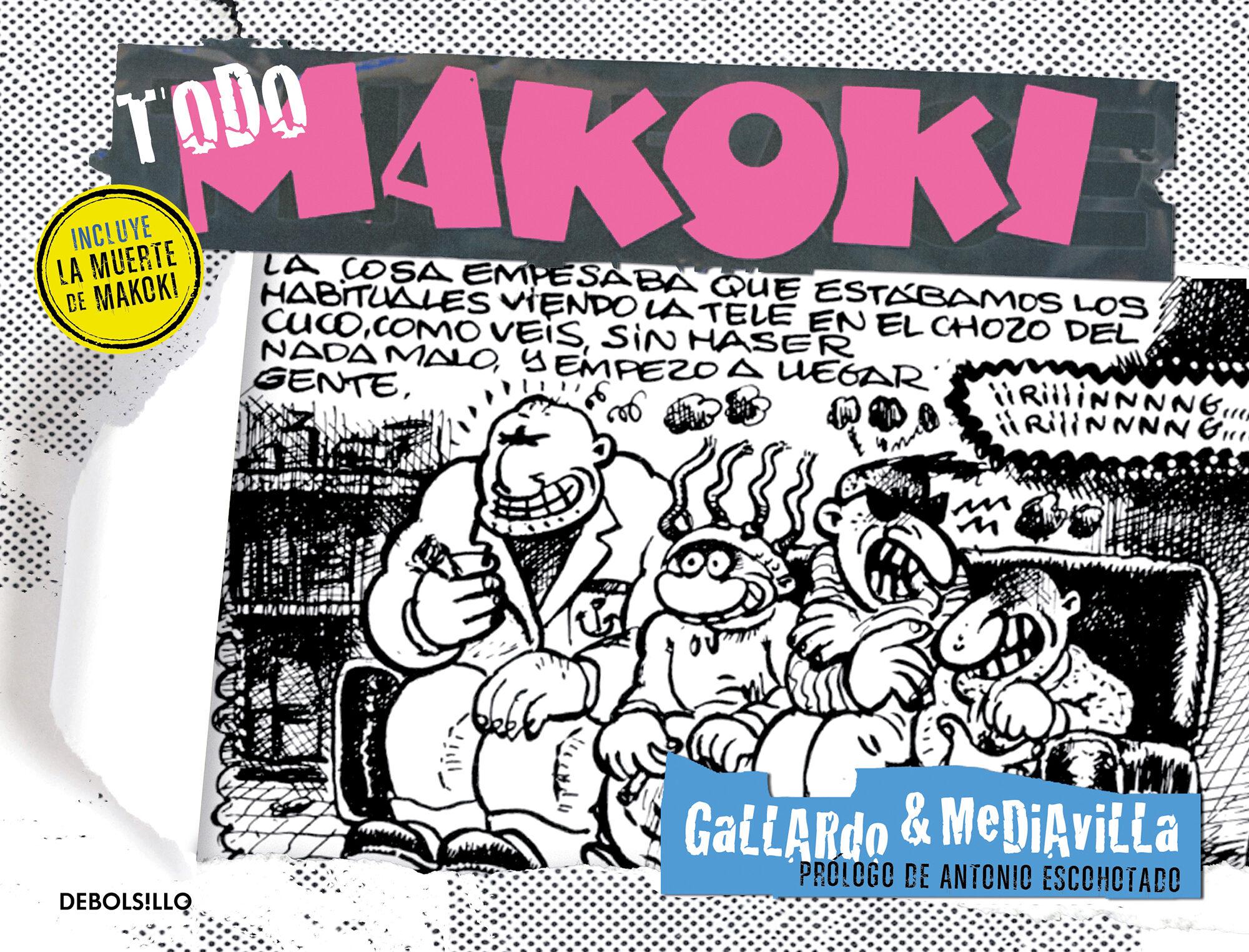 Resultado de imagen de makoki