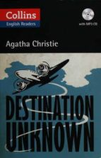 destination unknown + cd (elt readers) agatha christie 9780007451708
