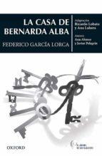 clasicos la casa de bernarda alba federico garcia lorca 9780190521608