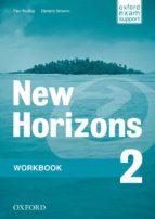 new horizons 2 wb 9780194134408