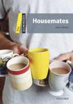 dominoes 1. housemates (+ mp3) 9780194639408